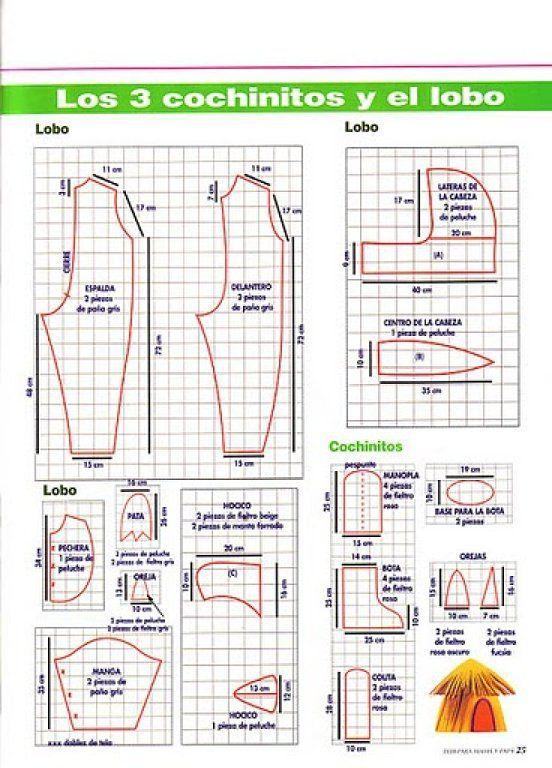Patrones, canastilla, ajuar del BEBE. | moldes y patrones | Sewing ...