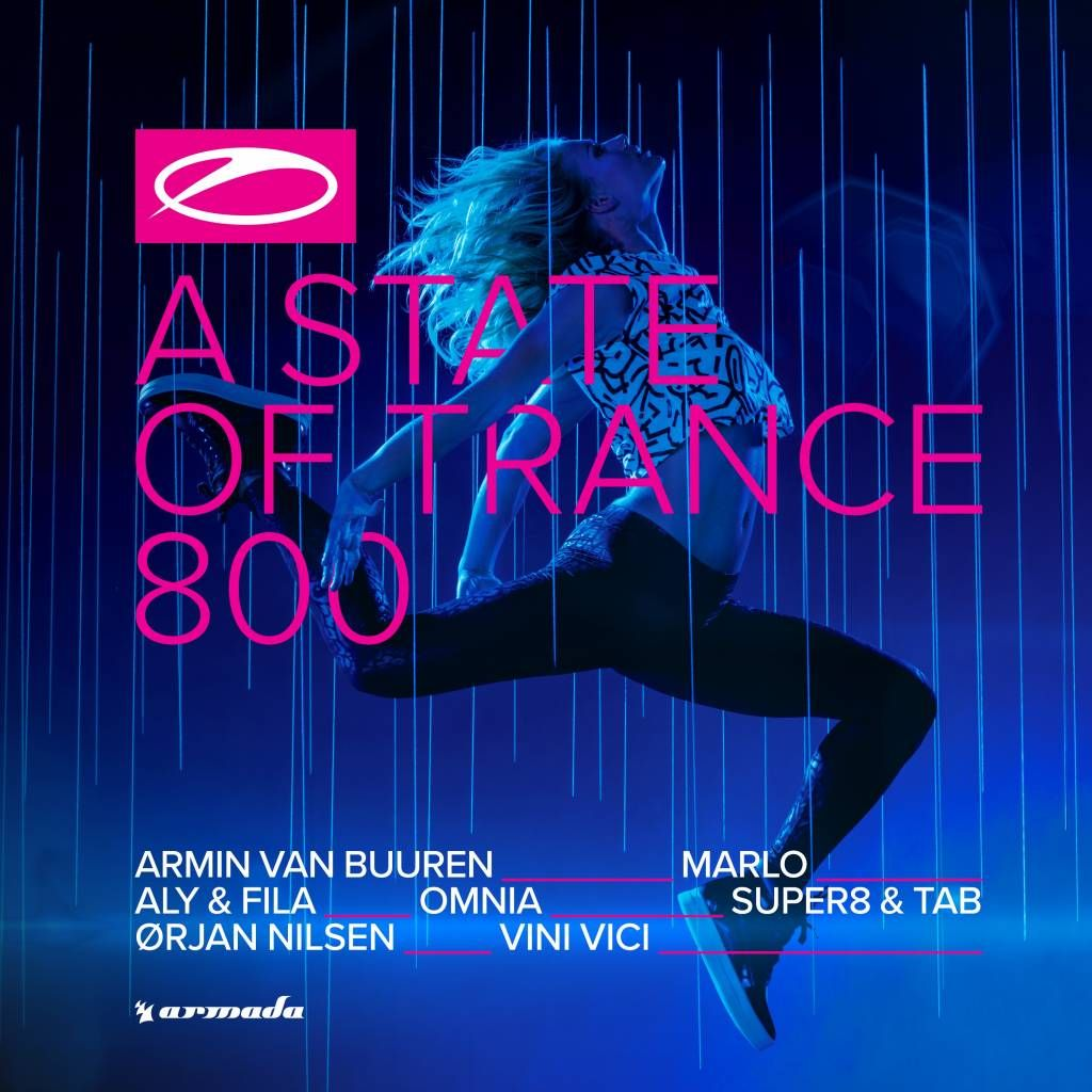 A State Of Trance 800 The Compilation Armin Van Buuren Armin