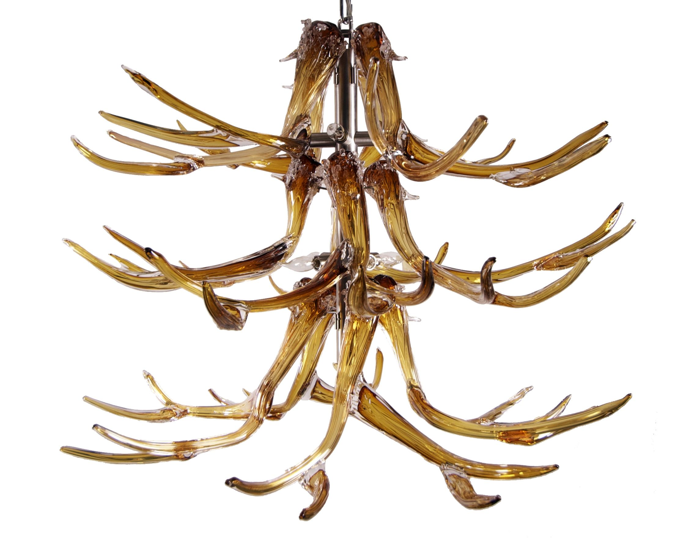 Glass antler chandelier please call for colorsize options and glass antler chandelier please call for colorsize options and pricing as featured arubaitofo Image collections