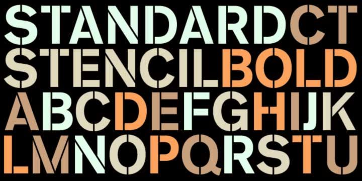Standard CT, a cousin to the ubiquitous Helvetica and very