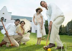 Cannot wait to have fancy croquet parties!