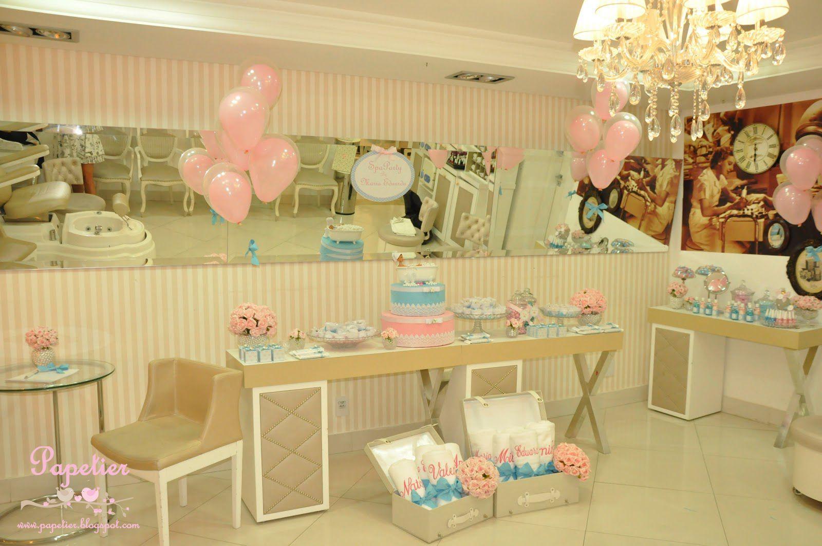 Barbie spa Festa, Salas, Spa