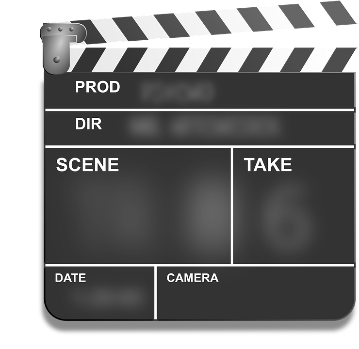 Free Image On Pixabay Clapper Film Motion Picture Technology Free Technology Summer Reading