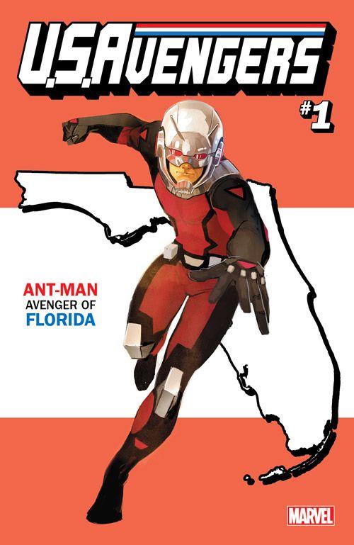 ANT MAN II AVENGERS 1 FLORIDA