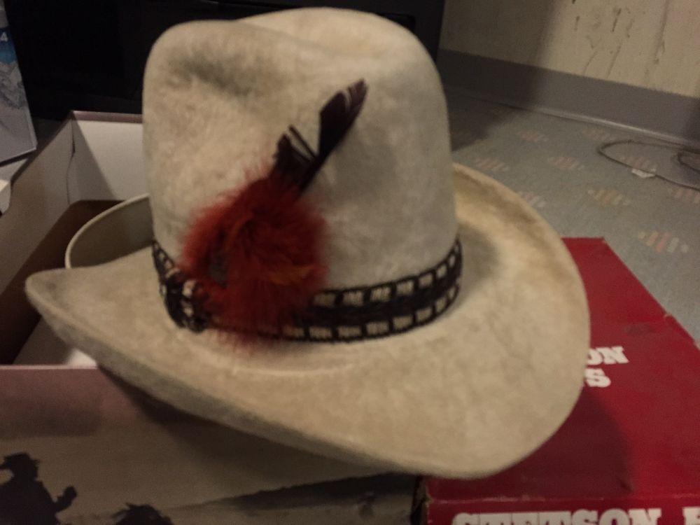 Men s Stetson Cowboy Hat  95eec4a7b21