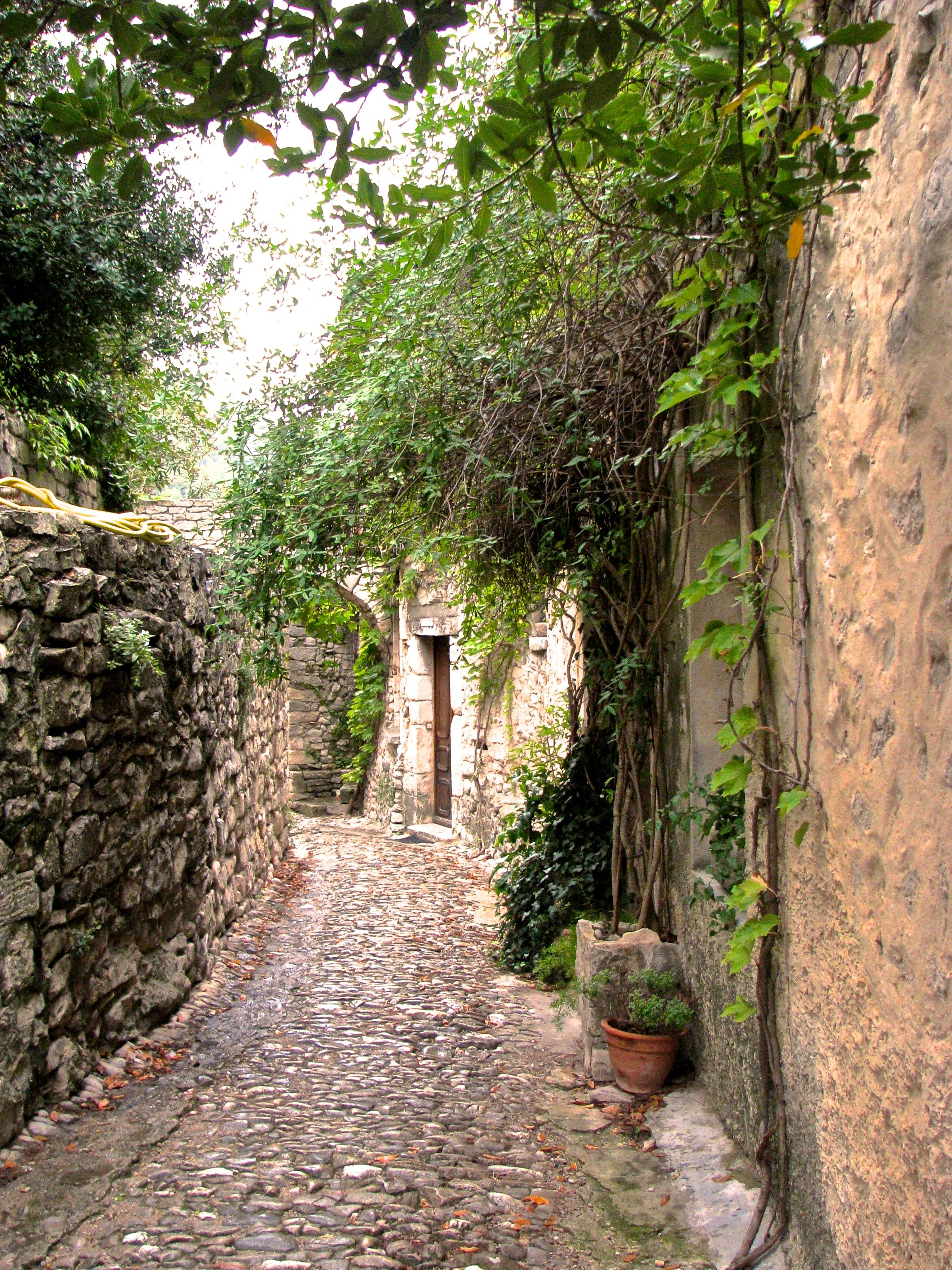 Séguret, France