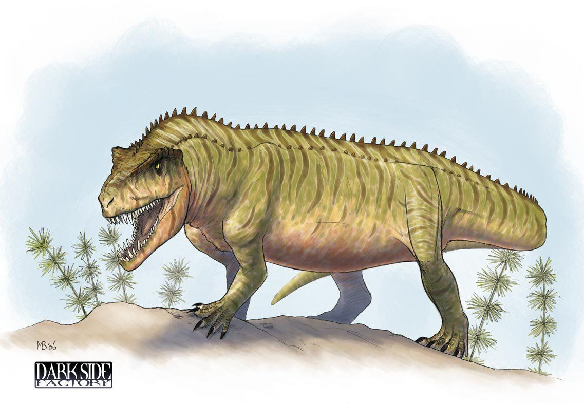 Postosuchus kirkpatricki