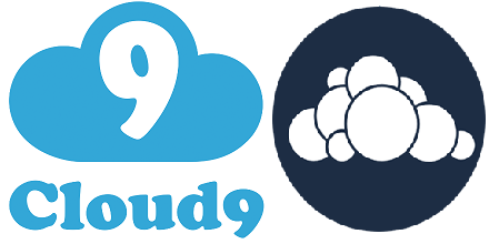 How To Install Owncloud On Cloud9 Ide Cloud 9 Installation Company Logo