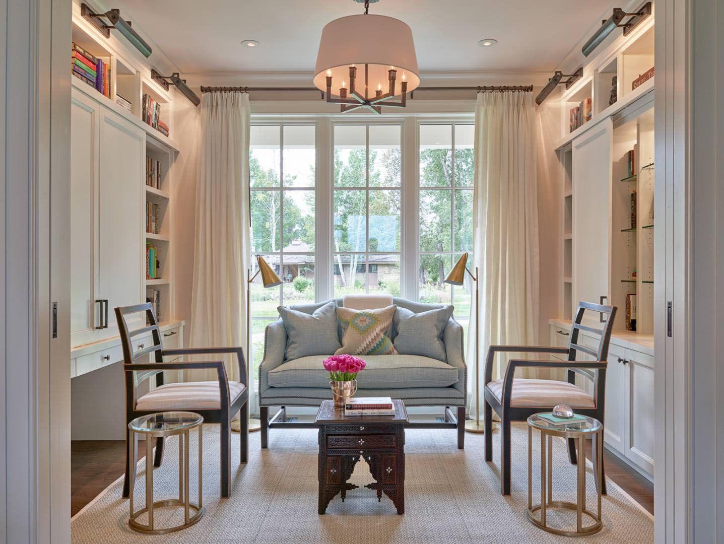 Contemporary Country Estate Decor | Interior Decor & Design ...