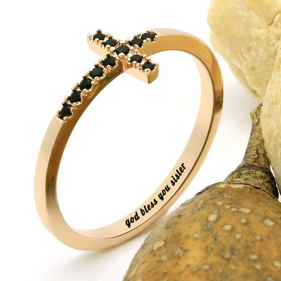 Promise ring to god
