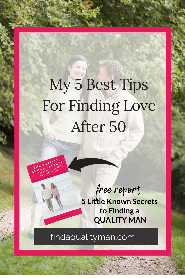 5 Best Tips For Finding Love After 50. #datingover50 #loveafter50 #findaqualityman #faqm #selfcareafter50 #relationshipover50 #datingcoach #dating #datingadvice #datingtips #datinglife #datingcoach #datingservice #datingapps #Dating101 #datingwithpurpose #DatingSite #datingmemes #datingquotes #datingfail #datingsim #datingmyself #datingtip #datingsites #datinggame #datinggoals #datingblog #datingexpert