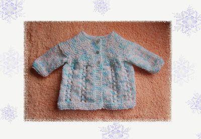 marianna's lazy daisy days: Bella Baby Jacket