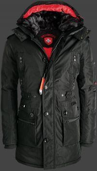 Wellensteyn Questar Hahemeairtec Schwarz Grosse 3xl Mens Parka Menswear Winter Jackets
