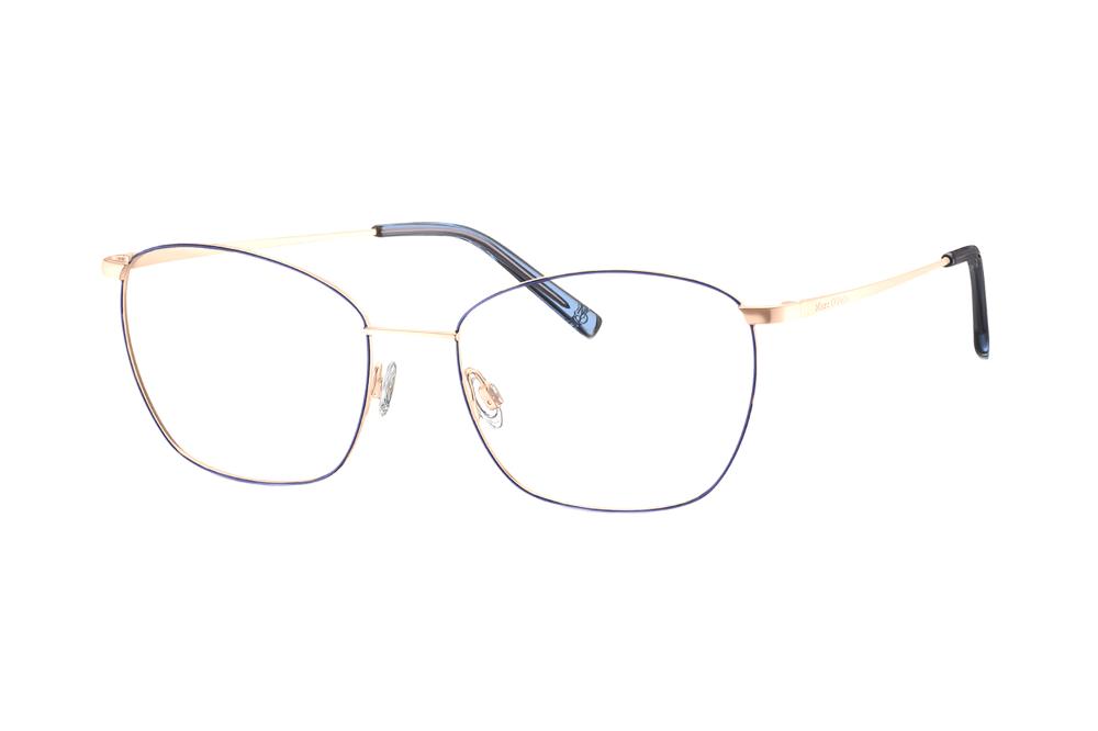 Marc O Polo 502123 27 Brille In Rosegold Matt Navy Matt Marc O Polo Brille Brille Putzen Und Brille