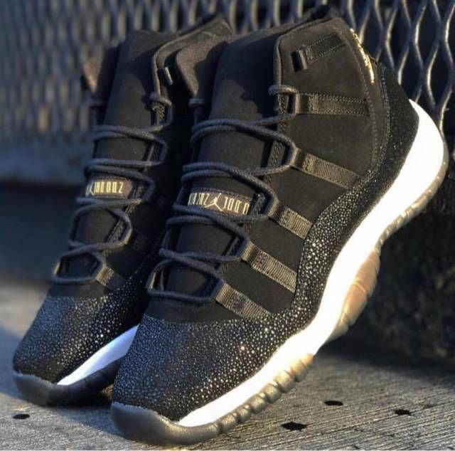 air jordan 11 retro black stingray car
