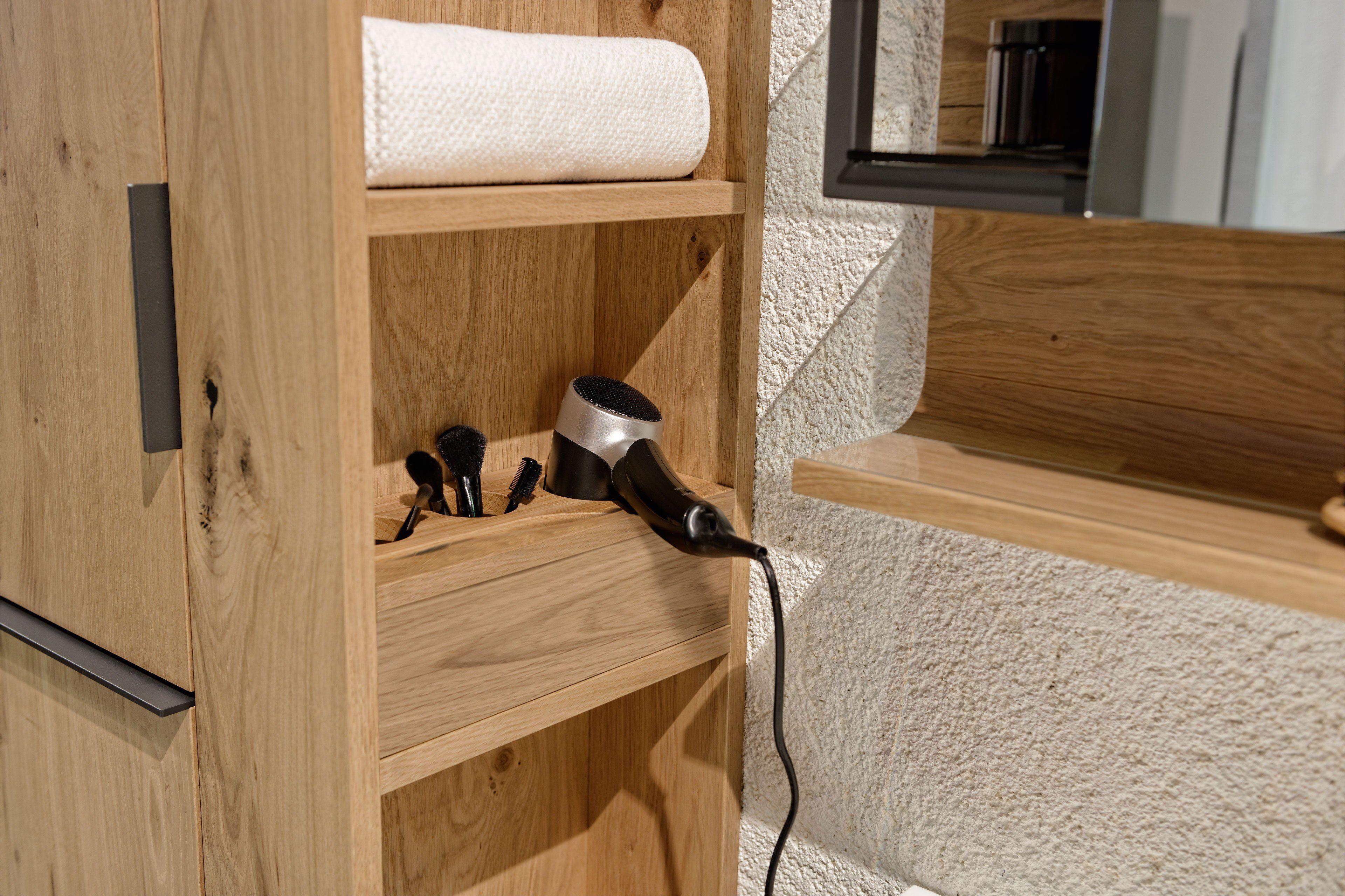 Badezimmer VQuell von Voglauer in Aleiche rustiko Möbel