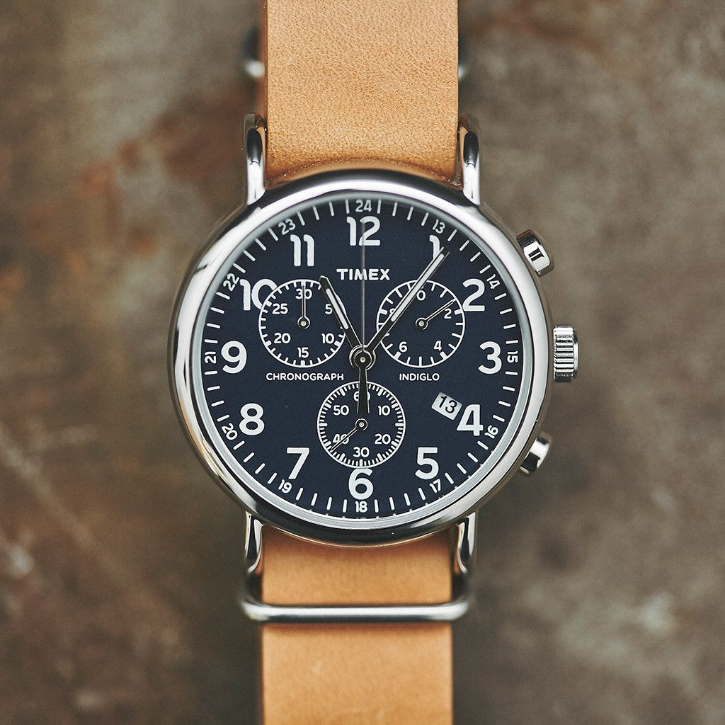 6d5cf549c475 Timex Weekender Oversized Chrono by Timex - Shop in 2019
