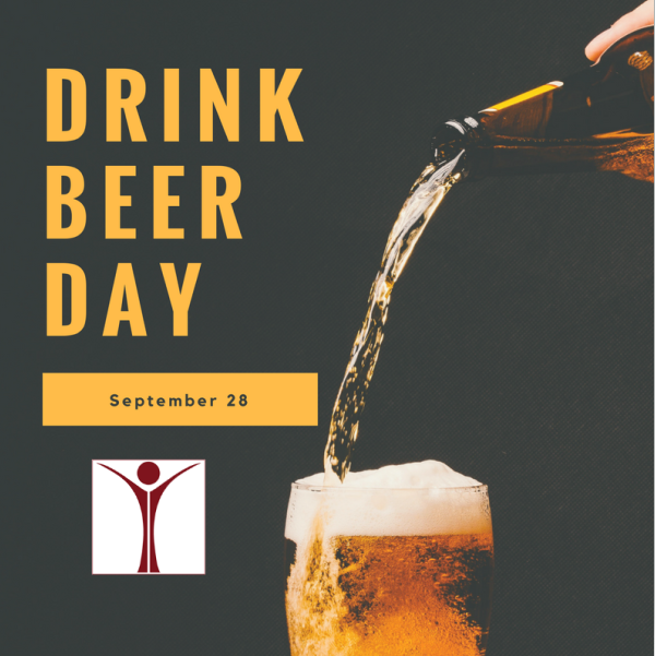 Happy National Drink Beer Day Coincidence That It S On A Friday I Think Not Cheers Remember To Drink Dri Beer Day Drinking Beer National Drink Beer Day
