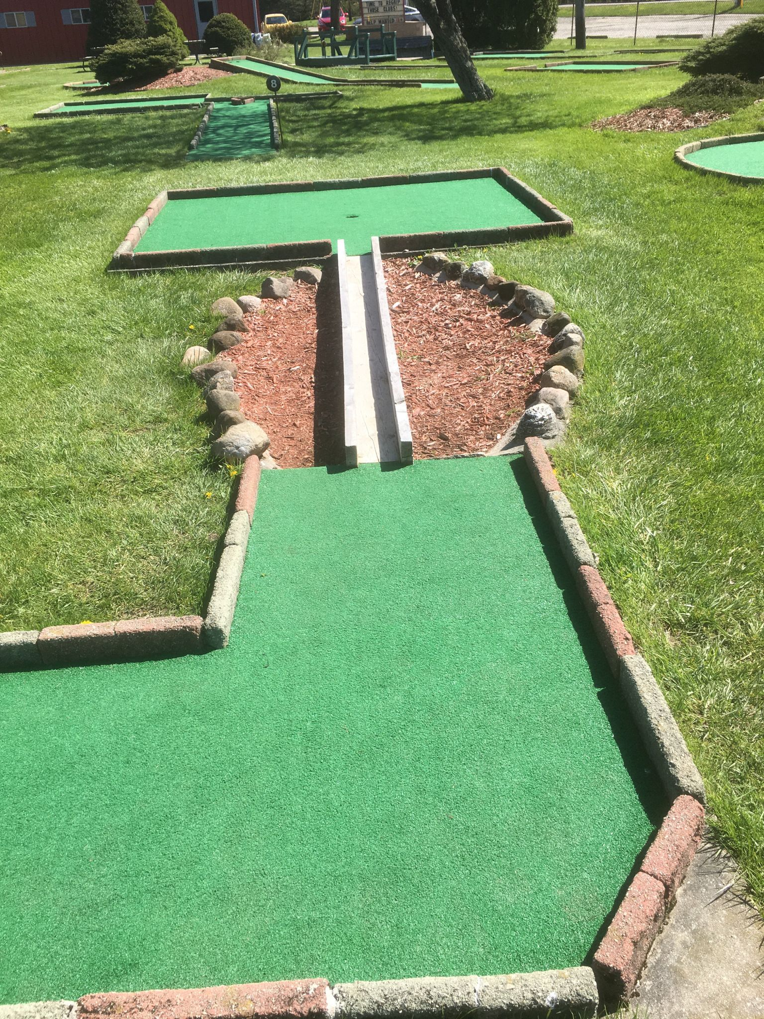 Baehmann's Golf Center | Mini golf, Miniature golf course ...