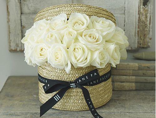 jane packer delivered valentine's arrangement - fair rose | la, Ideas
