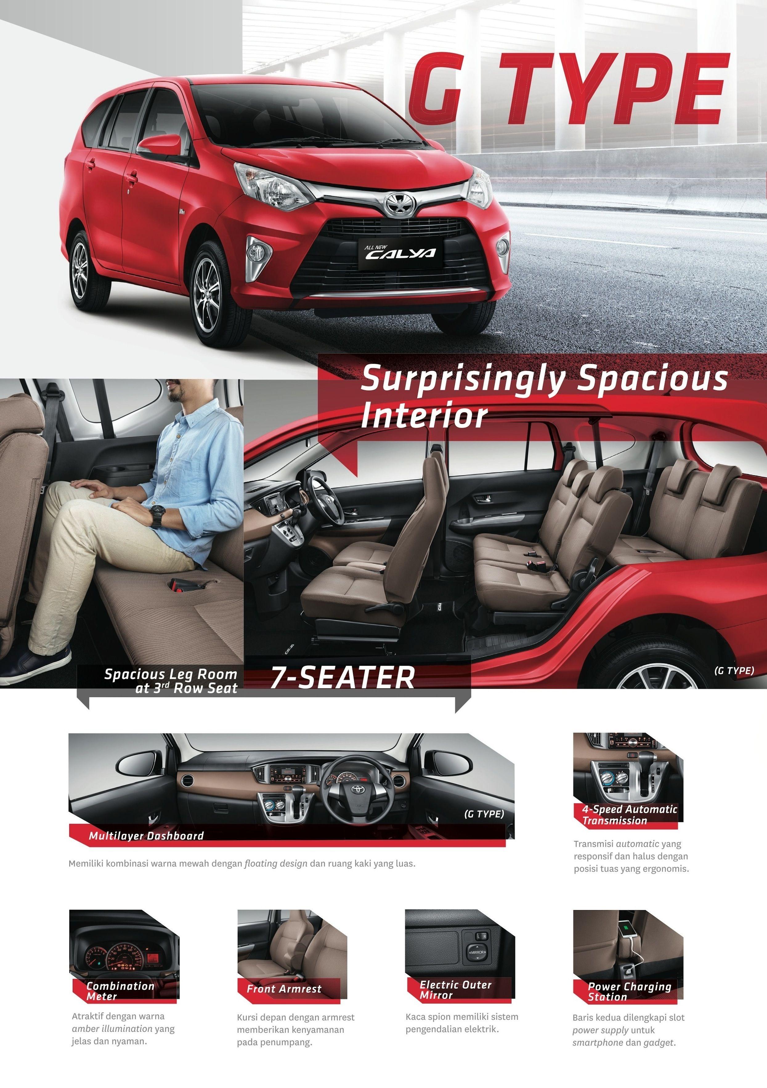 Promo Kredit Toyota Calya Semarang Sales Toyota Semarang Tira