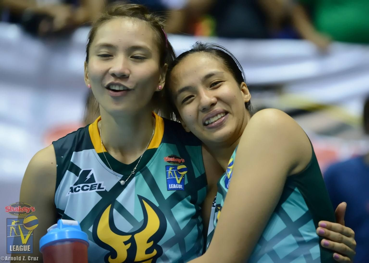 Unheralded Feu Cops Shakey S Volleyball Crown Women Volleyball Volleyball Athlete