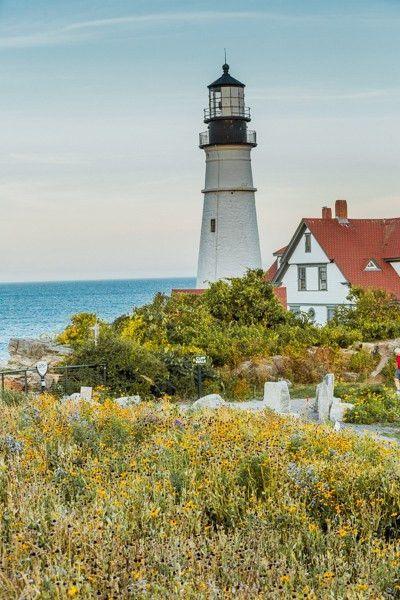 portland head light lighthouse cape elizabeth print products rh pinterest com