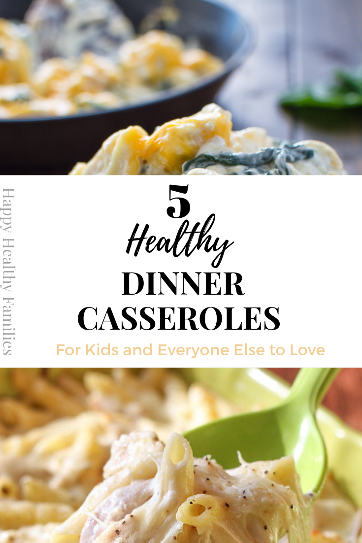 Healthy Casseroles To Make For Dinner Tonight images