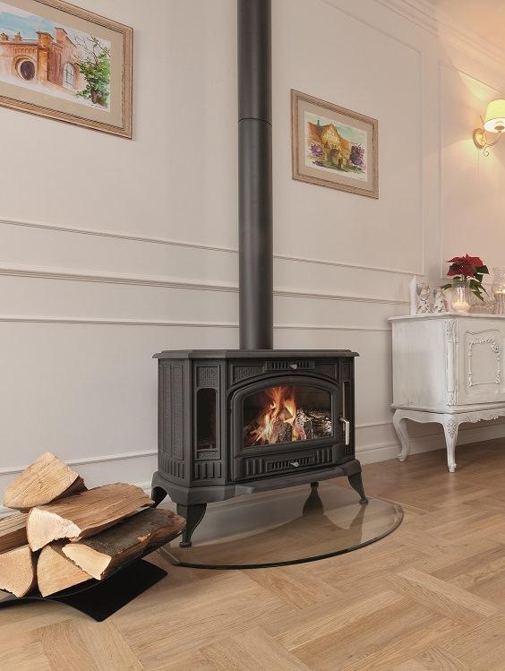 Code Koza K9 130 Asdp Stone Creations Freestanding Stove Home Appliances Wood Stove