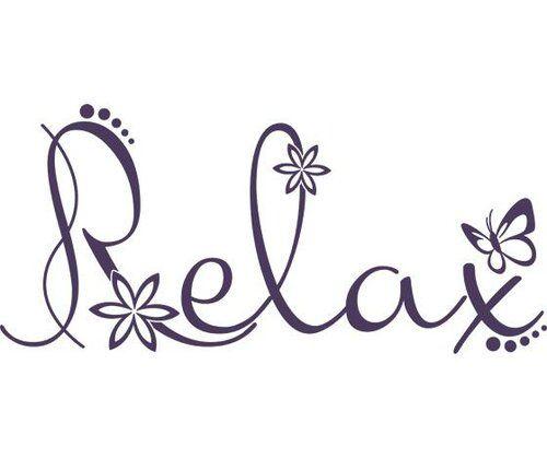 Happy Larry Wandtattoo Relax, Blumen, Falter | Wayfair.de #crochetedflowers