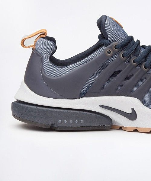Nike Air Presto 'Denim Pack' Premium Trainer | Obsidian | Drome