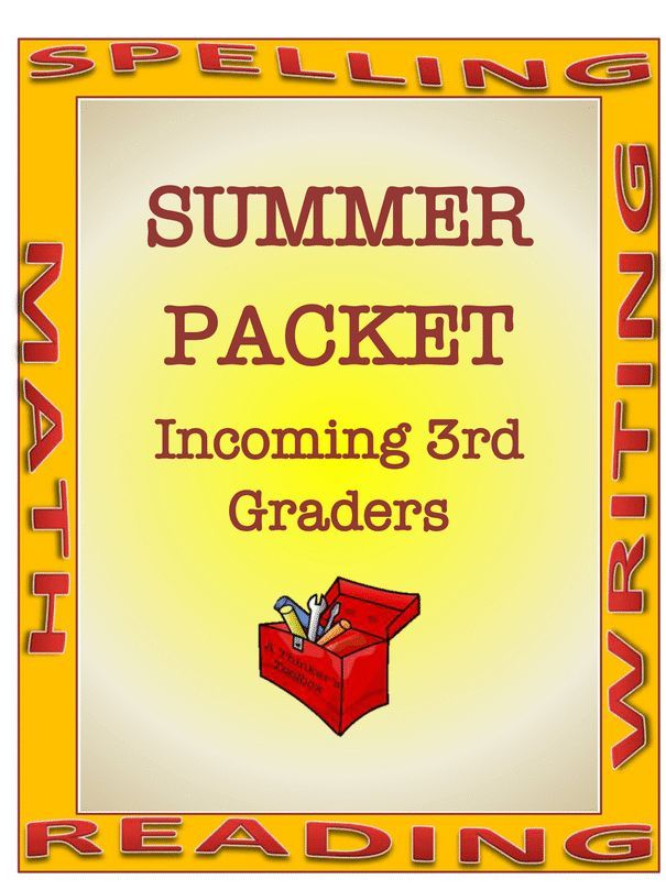 Summer packet incoming 3rd graders summer slide reading logs summer packet incoming 3rd graders summer slide reading logs and worksheets ibookread Download