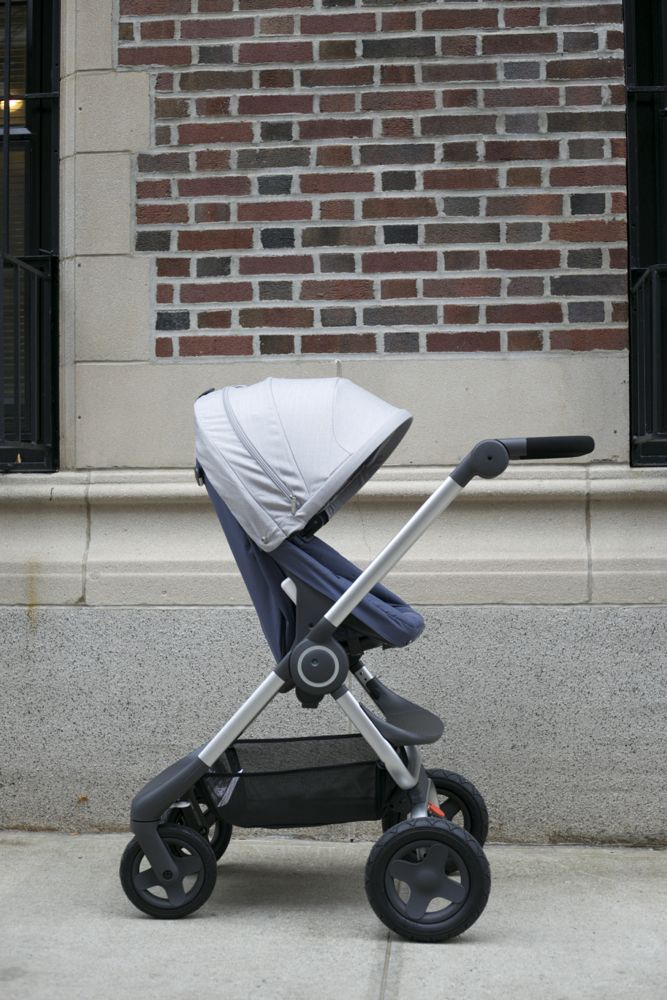 Ready to roll this Autumn. Stokke Scoot stroller NEW