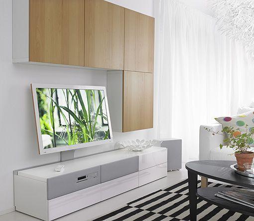 Uppleva, la solución completa de Ikea que aúna televisor