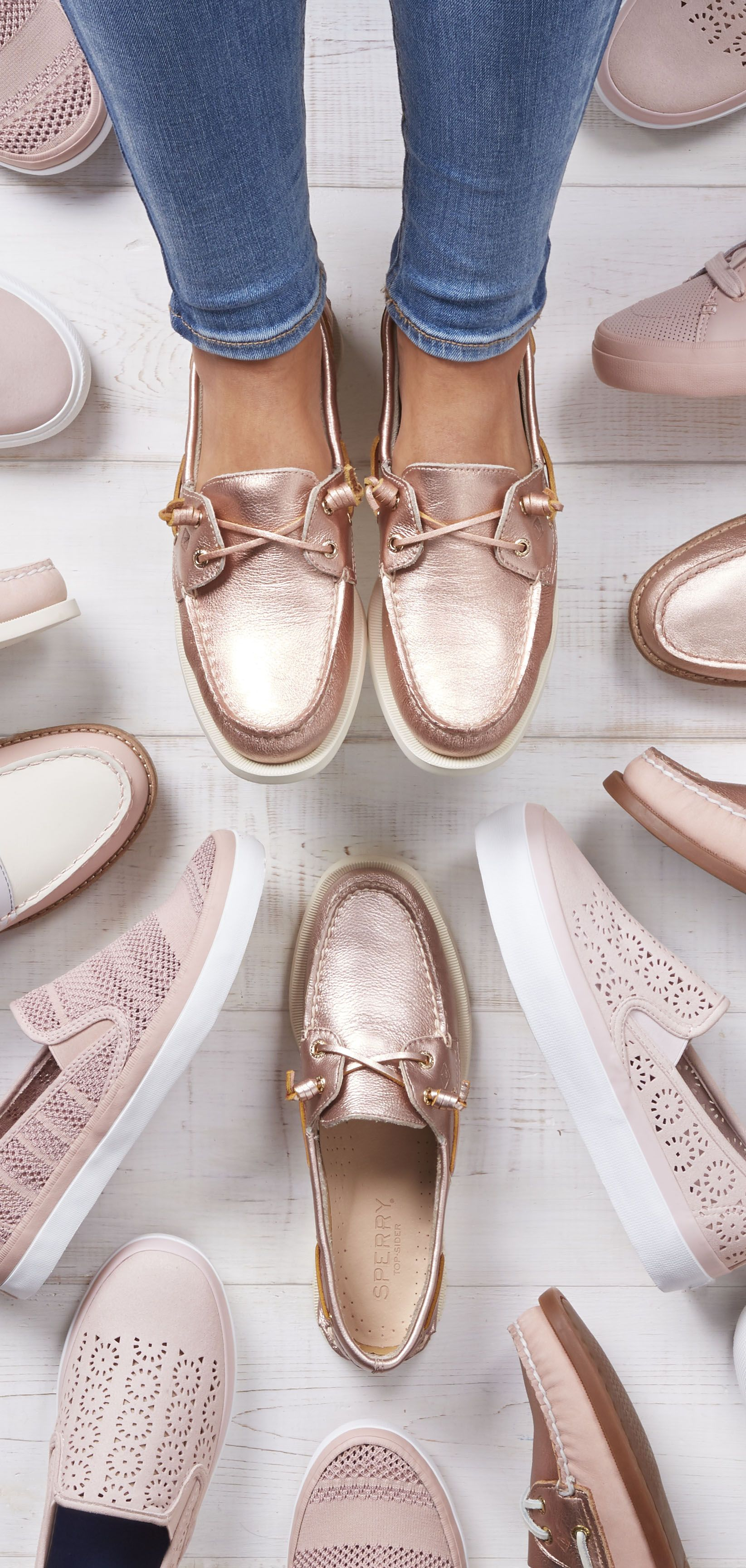 Now Trending Blush Pink Colored Shoes Leather Shoes Woman Loafer Shoes Women Gold Shoes Outfit