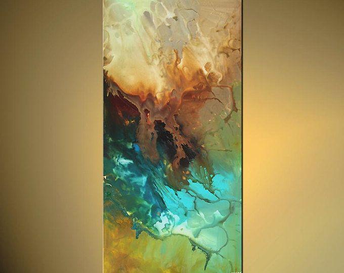 Nombre de la pintura horario de verano tama o 48 x 30 x - Acrilico sobre lienzo ...