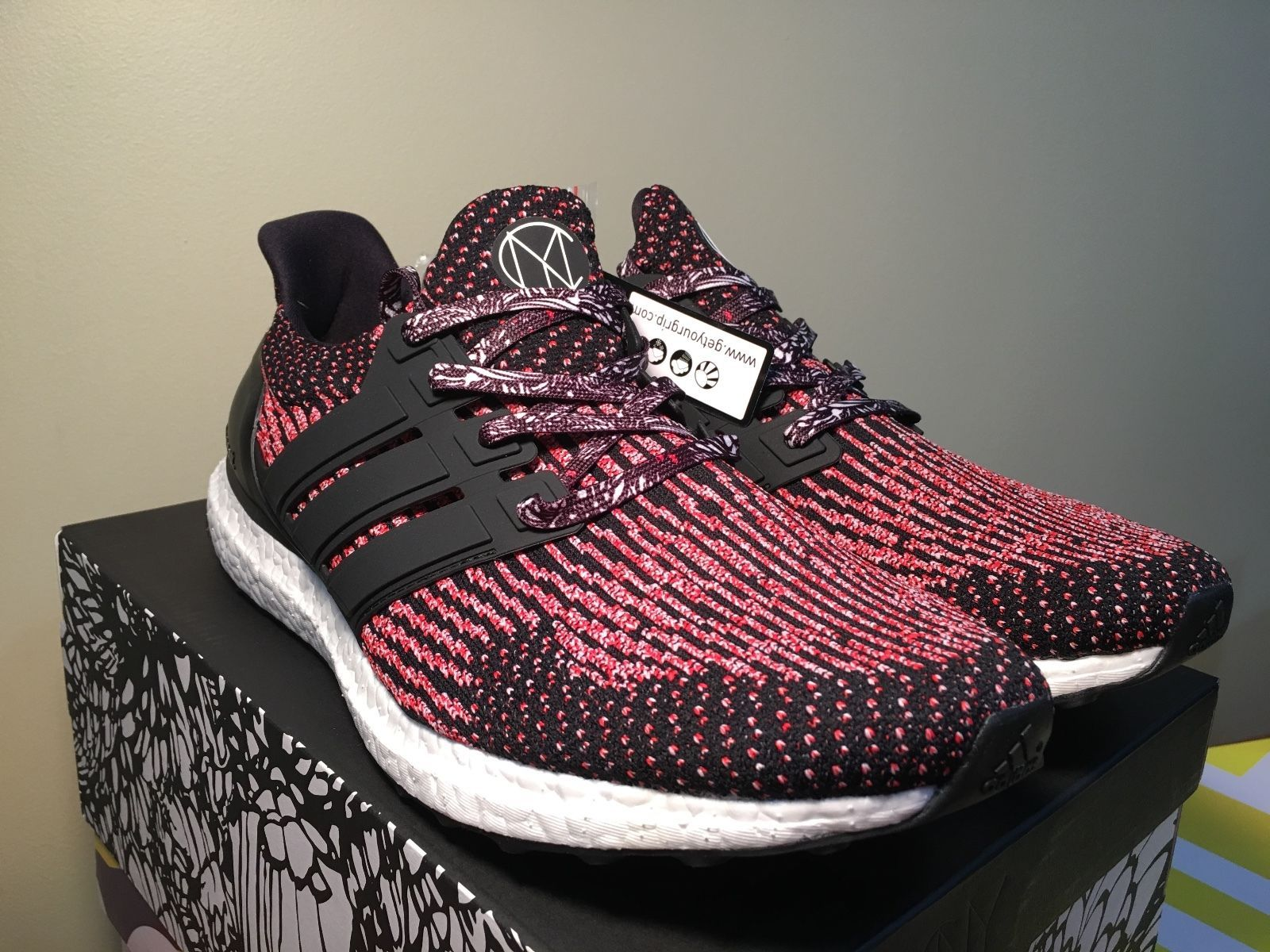 Adidas Ultra Boost CNY 'Chinese New Year' BB3521 Size 11 RARE · Men's  ShoesChineseAdidas