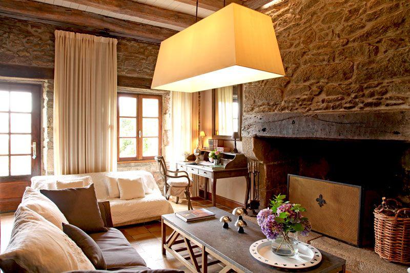 Variation Deco Dans Une Longere Bretonne Home Sweet Home Maison