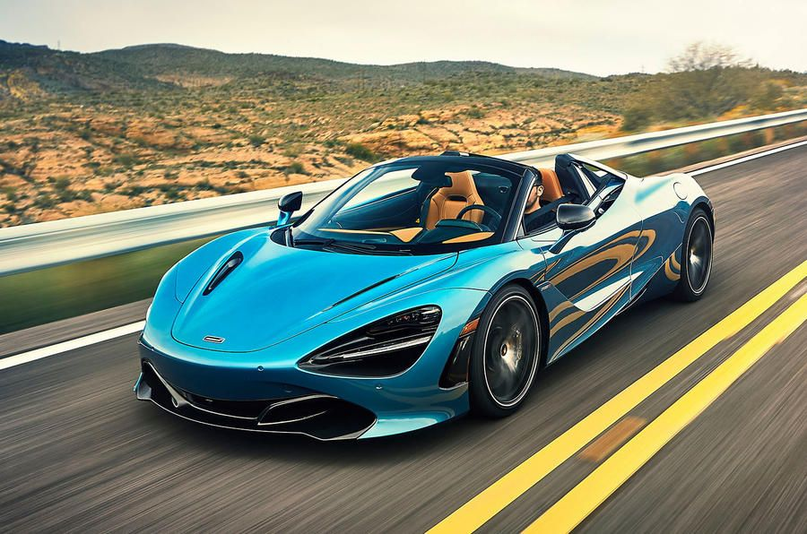 Mclaren 720s Spider Pricing For South Africa Super Luxury Cars Mclaren Cars Super Cars