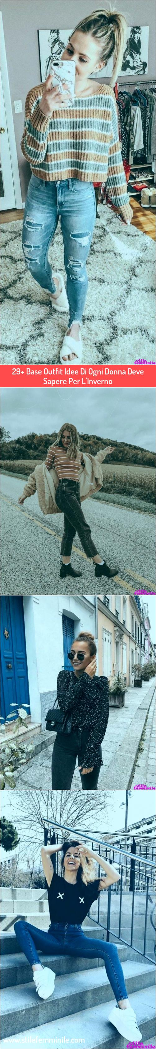Photo of 29+ idee di abbigliamento base che ogni donna deve sapere per l'inverno