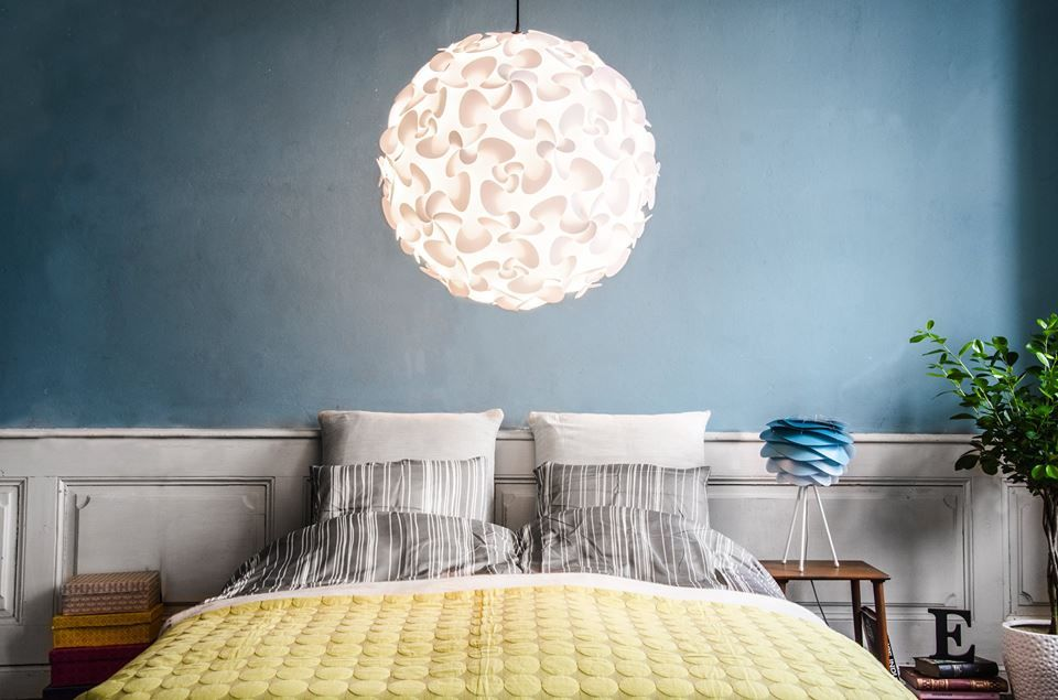 Colgante VITA para iluminar y decorar tus habitaicones