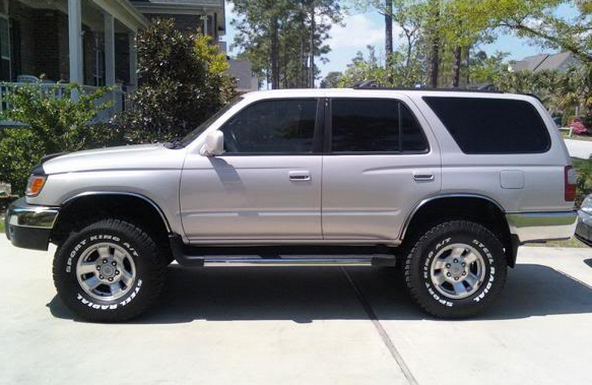 2000 4Runner with either a 3 or 6 inch lift  #Cx5Interior | 4x4 jeep