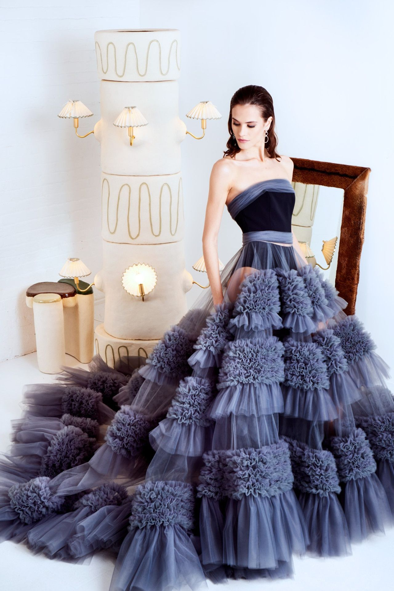 Christian Siriano PreFall 2020 Fashion, Couture fashion