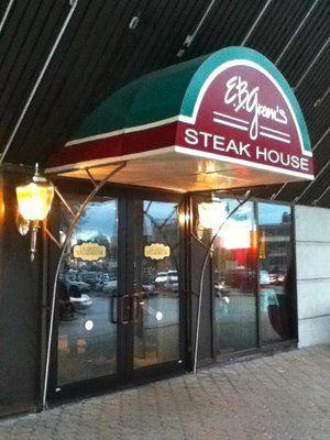 E B Green S Steakhouse Hyatt Regency Buffalo Buffalo City Life Buffalo City Steakhouse Hyatt Regency