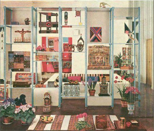 Girard's Home, Late 50's