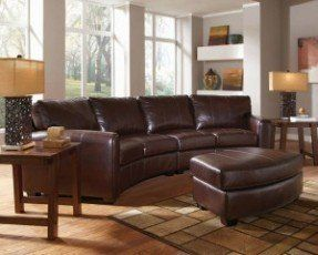 Nice Curved Leather Sofa New 53 On Sofas And Couches Set With