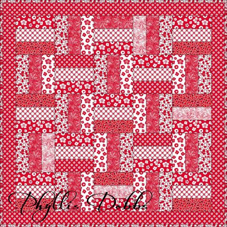 I love sewing and quilting with beautiful fabrics, so its fun to ... : free quilt blocks for beginners - Adamdwight.com