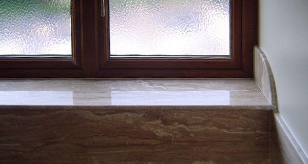 Naturstein #Granit ist ein ideales Material für Ihre #Fensterbänke (extern oder intern).  http://www.granit-deutschland.net/granit-fensterbanke