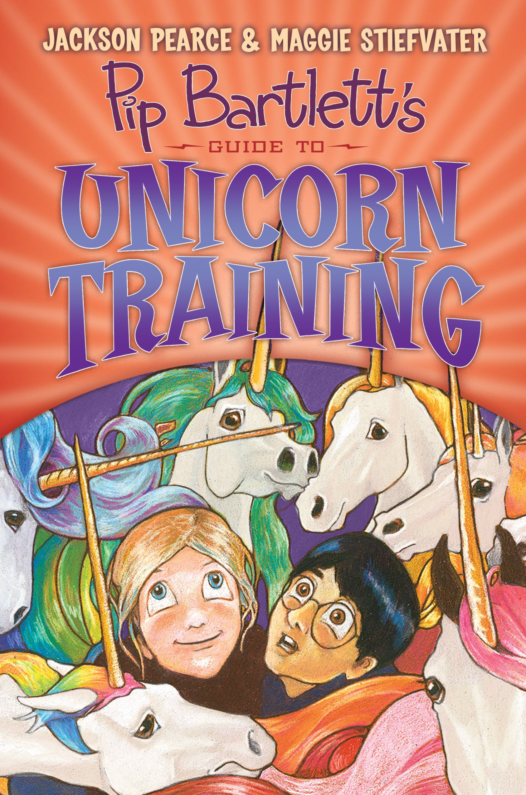 Coverreveal pip bartletts guide to unicorn training pip