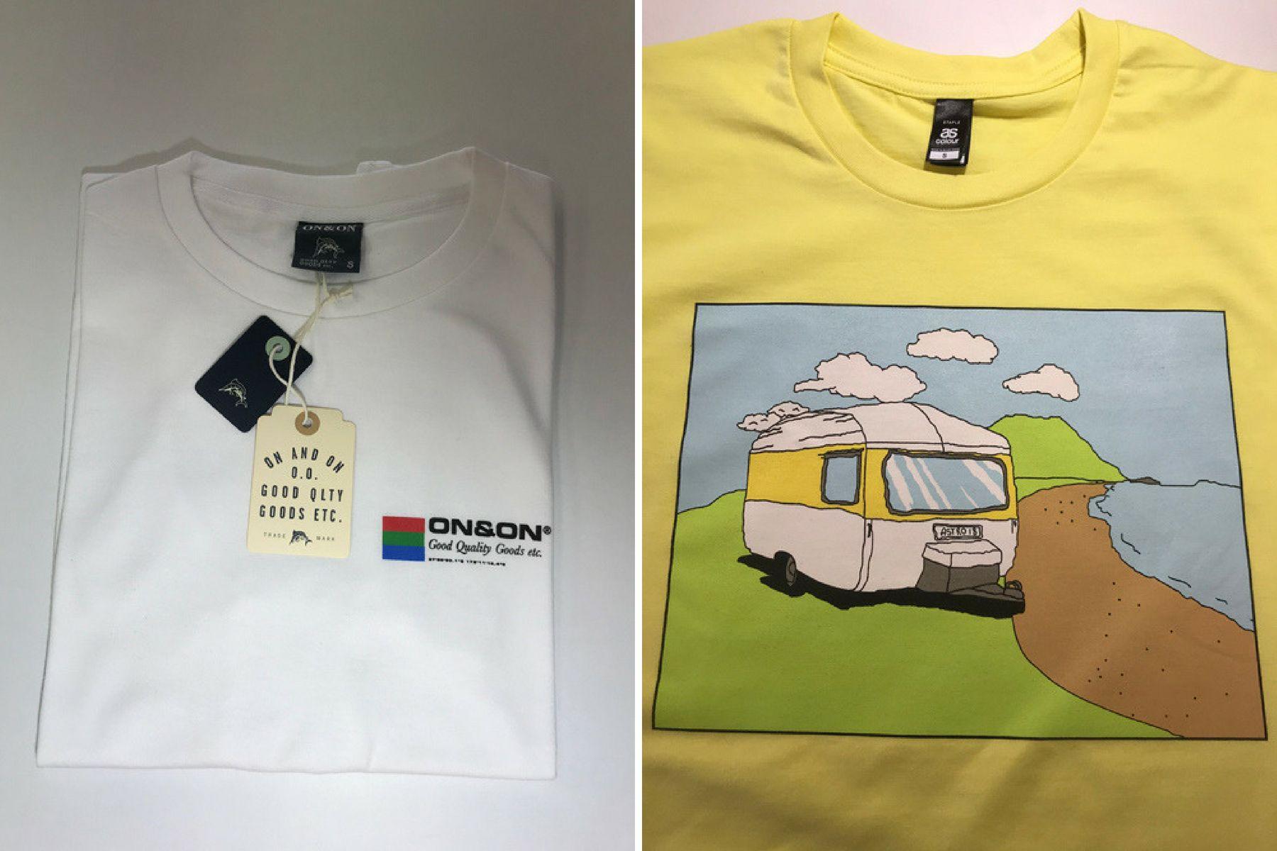 t shirt screen printing nz